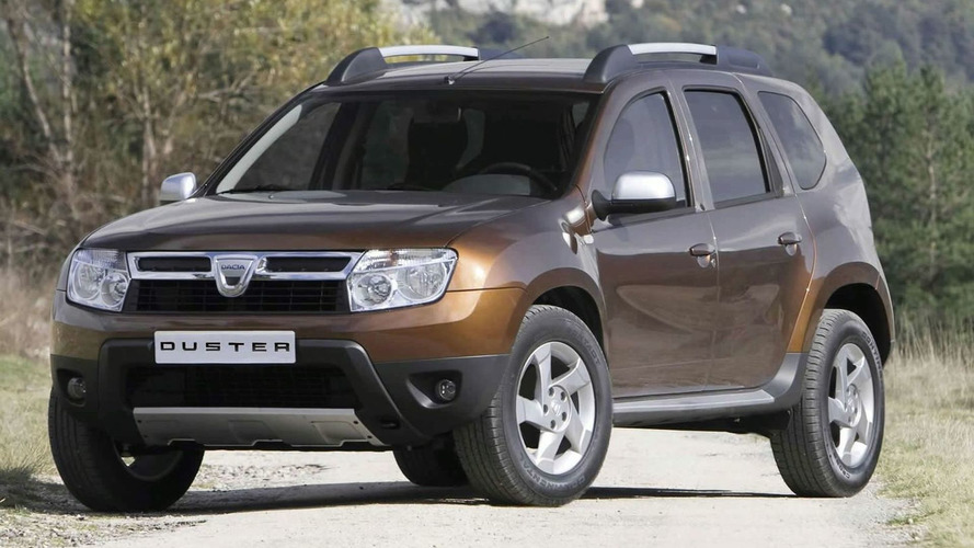 Dacia Duster facelift headed to Frankfurt - report