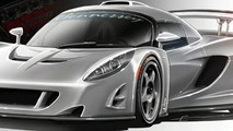 Hennessey Venon GT concept illustrations - 1280