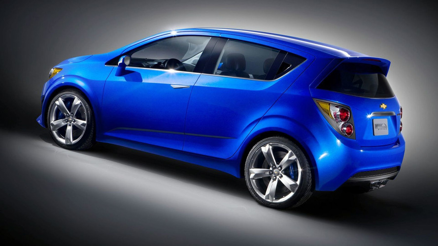Chevrolet Aveo RS Show Car Poised for Detroit Debut