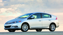 2010 Honda Insight hybrid production version
