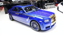Mansory Rolls Royce Ghost live in Geneva 03.03.2010