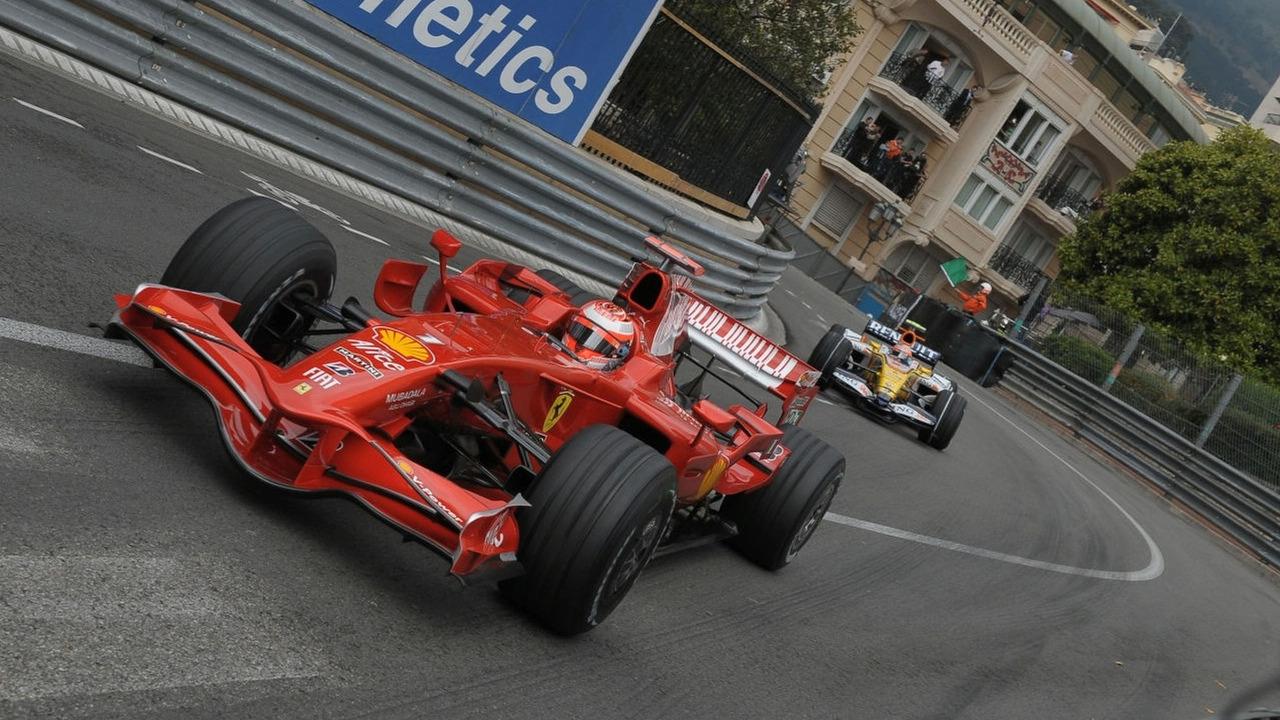 Monaco Grand Prix 2008