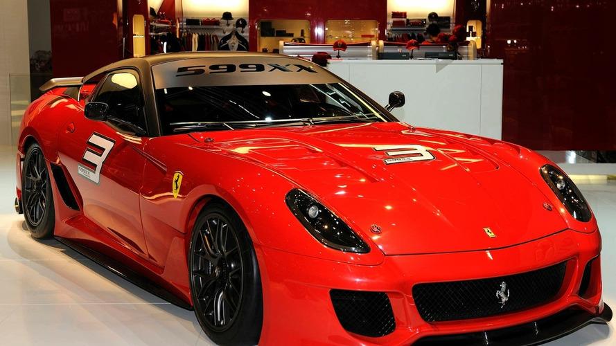 Ferrari 599XX Details Released at Geneva