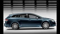 Nuova Toyota Avensis