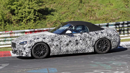 BMW Z4 Shows Off Its Interior In New Spy Photos
