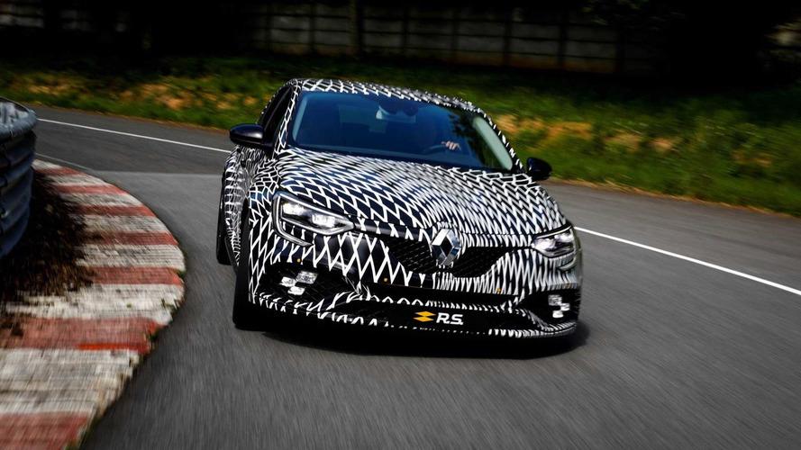 Renault confirma: novo Mégane IV RS será revelado em Mônaco