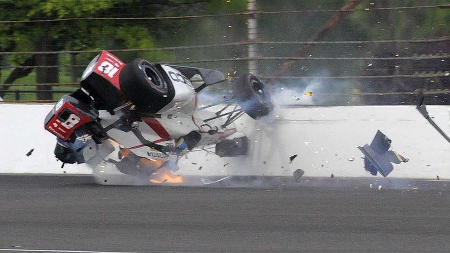 VIDÉO - Gros crash pour Sébastien Bourdais aux 500 Miles d'Indianapolis