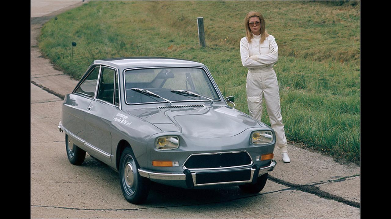 Citroën M35 (1969-1971)