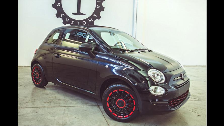 Garage Italia Customs 555RR: Diesel-Note im Fiat 500