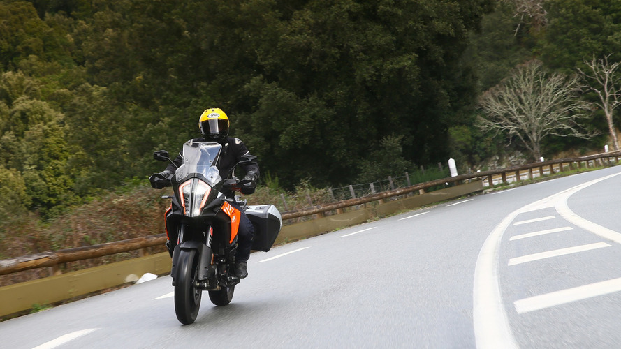2017 KTM 1290 Super Adventure S First Ride
