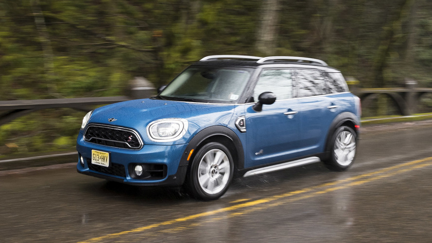 the most expensive 2017 mini countryman costs 45 850. Black Bedroom Furniture Sets. Home Design Ideas