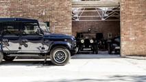 Land Rover Defender JE Motorworks