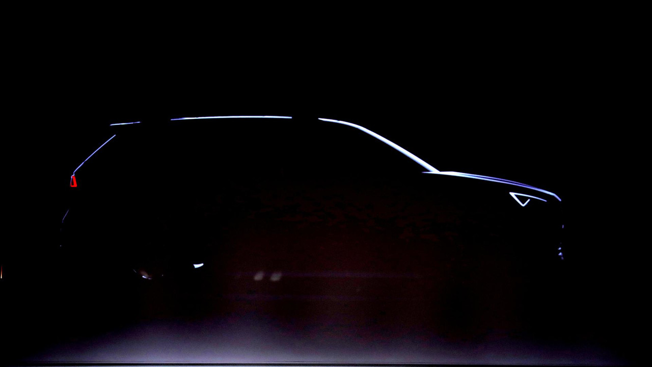Seat teases new large SUV