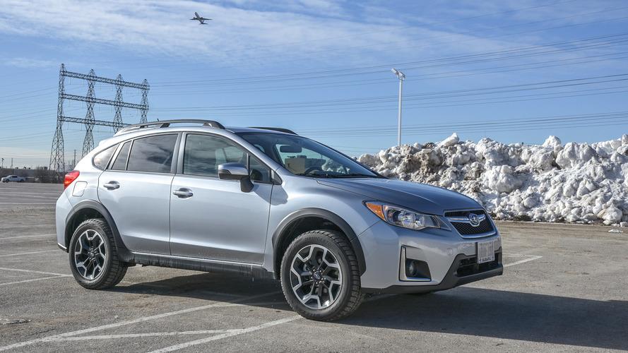 2017 Subaru Crosstrek: Review