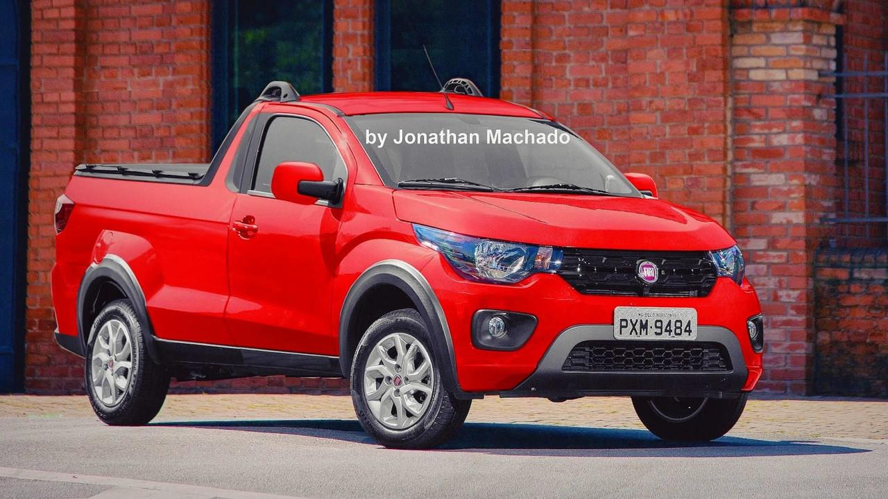 Fiat X1P, segundo Jonathan Machado