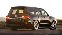 Toyota Land Cruiser Speed Record