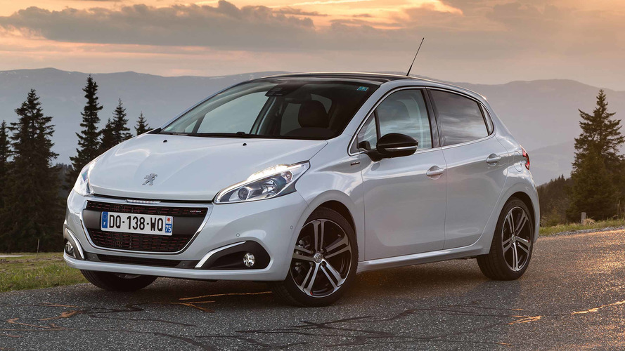 2017 peugeot 208 review for Peugeot 208 interior 2017