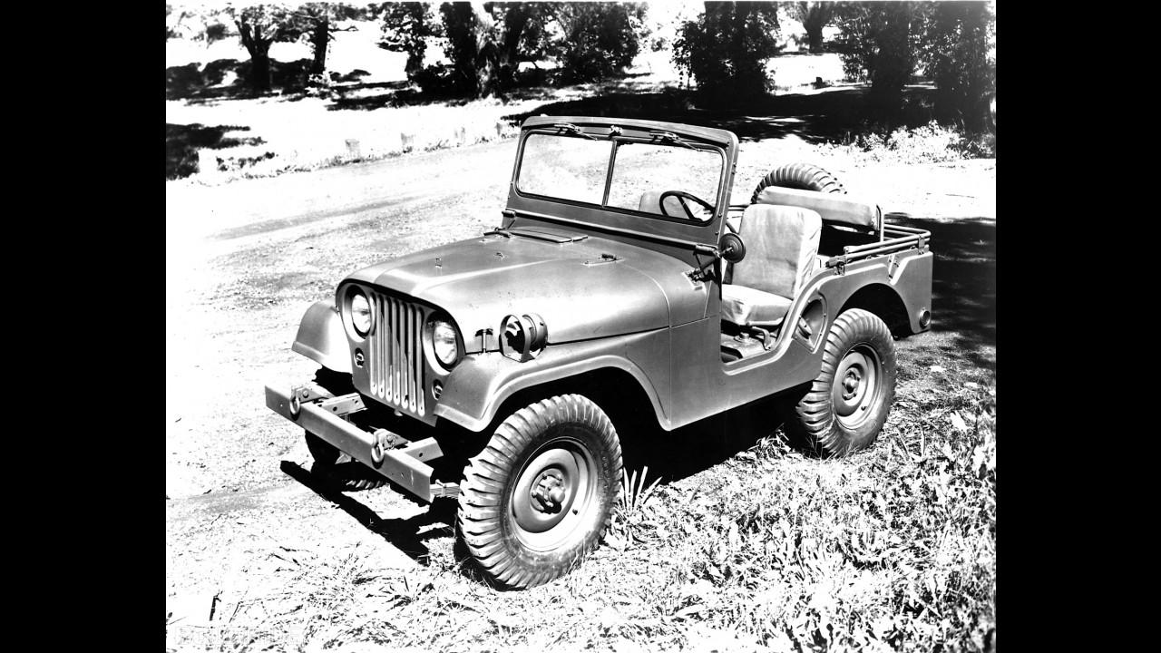 Jeep M-38 A1