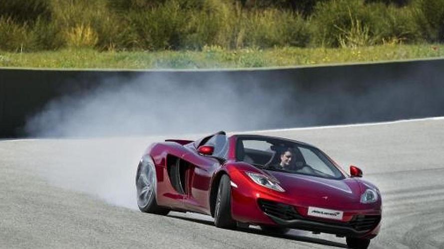 McLaren director dismisses V12 engines, hints at a six-cylinder