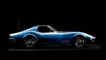 1968 Chevrolet Corvette Stingray 29.6.2012