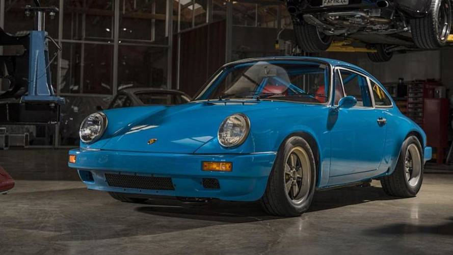 Workshop 5001: Where Fabulous Porsches Are Created