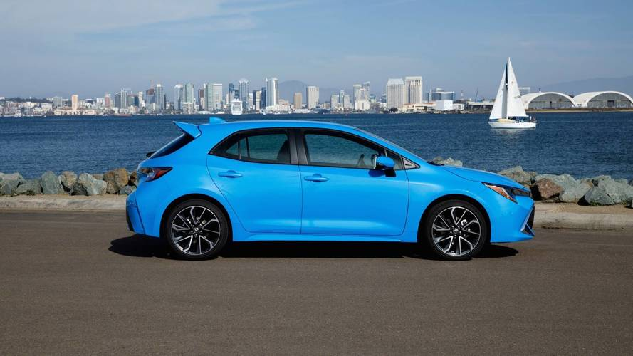 2019 Toyota Corolla Hatch Starts At $19,990, Gets Up To 42 MPG