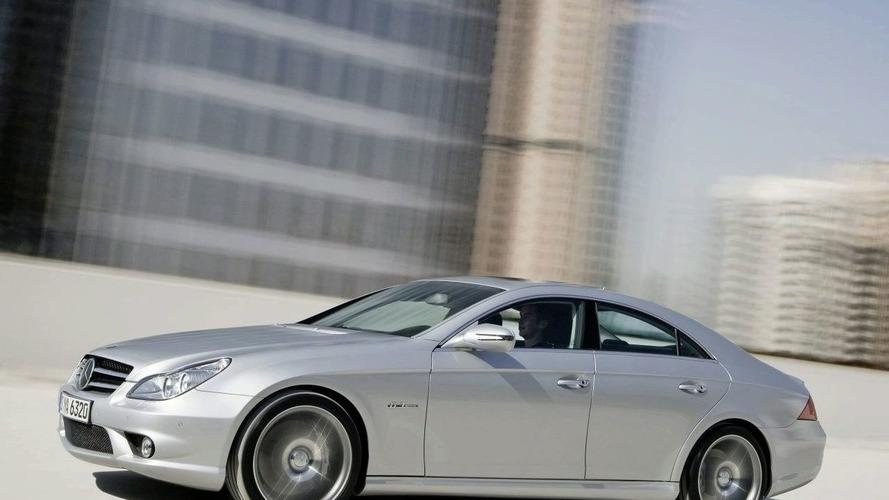 Official: Mercedes CLS Facelift Released