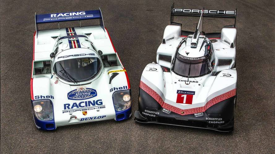 Porche 919 Hybrid Evo Heading To 'Ring, But Not For Record Attempt