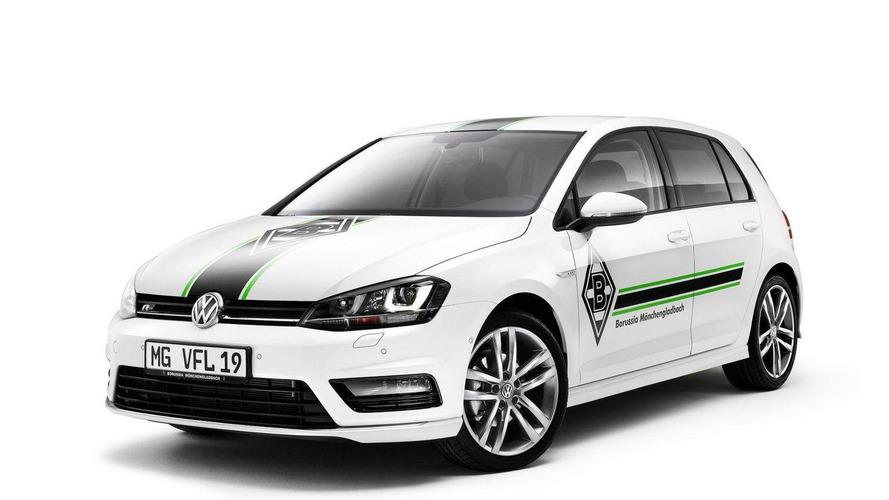 Volkswagen Golf Borussia Mönchengladbach special edition unveiled