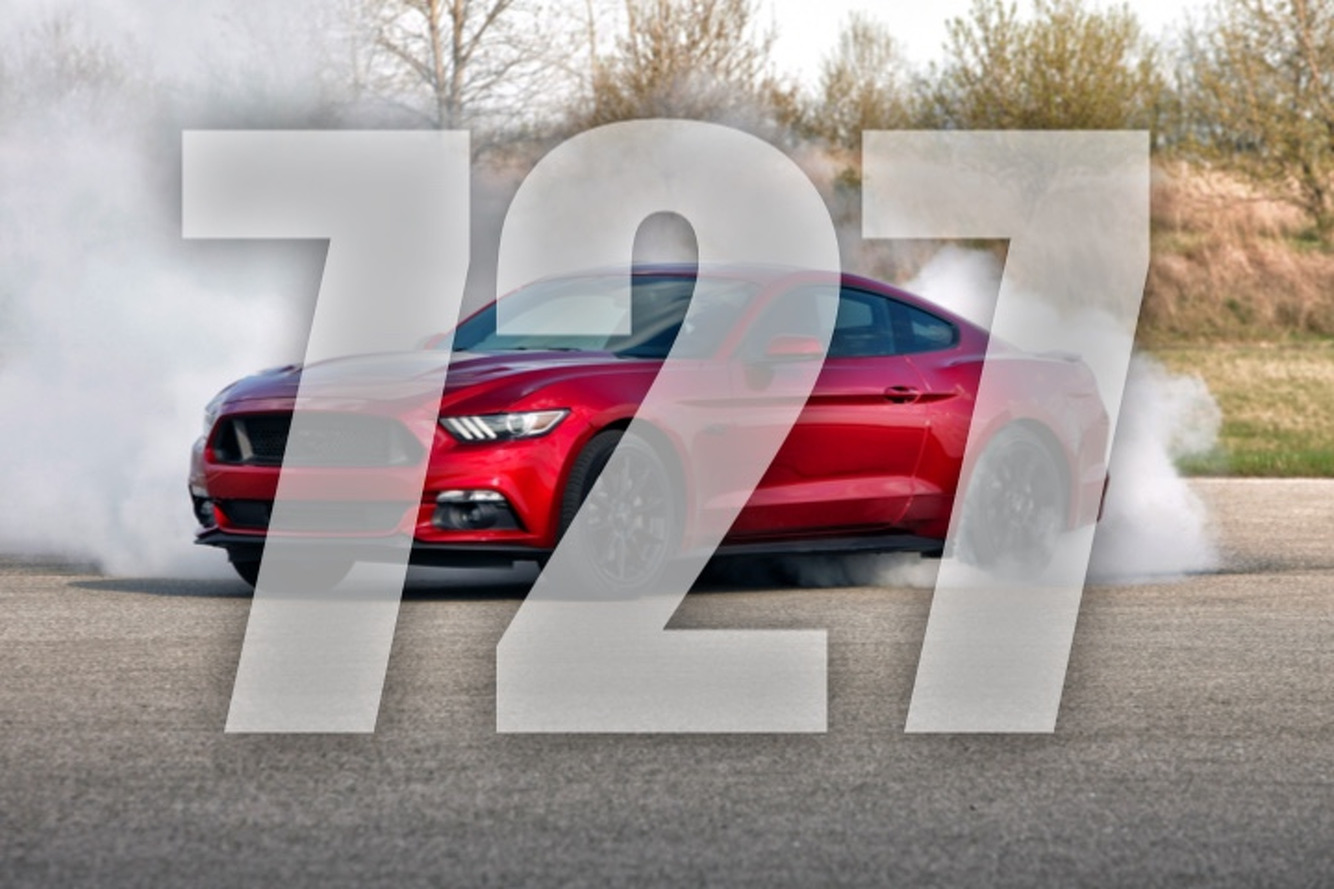 Ohio Ford Dealership Selling 727-HP Mustang for Less Than a Hellcat