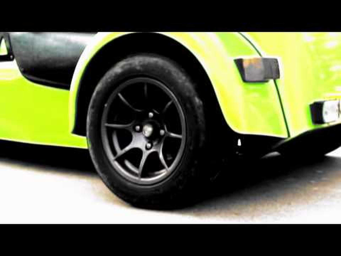 50 Years Of Caterham Cars