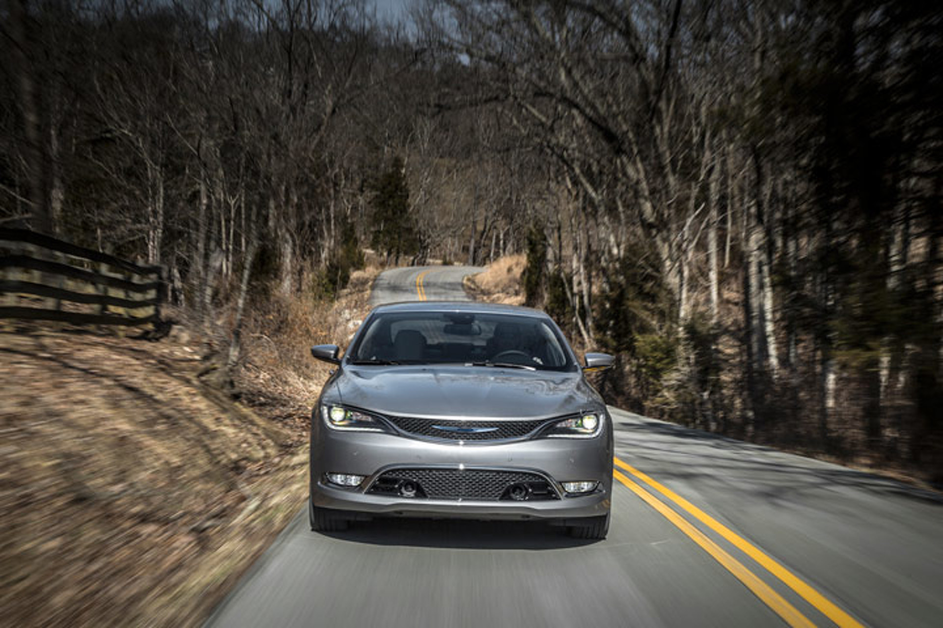 Everyone Should Give the 2015 Chrysler 200 a Chance: First Drive