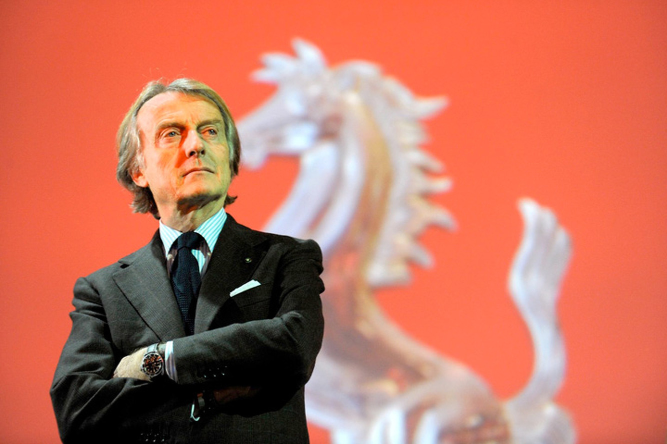 Ferrari's 5 Greatest Cars Under Luca di Montezemolo