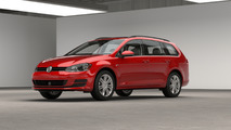 VW Golf SportWagen Limited Edition