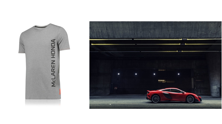 McLaren Honda Essentials T-Shirt