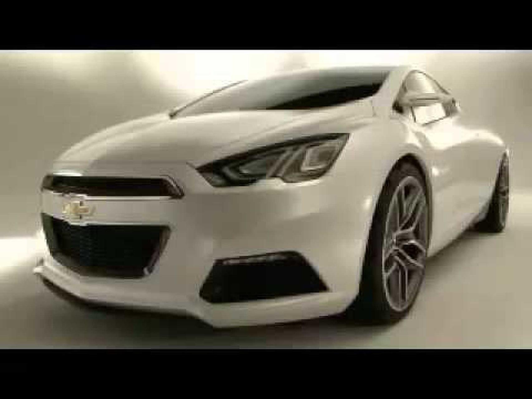 2012 Chevrolet Tru 140S Concept - Exterior Shots