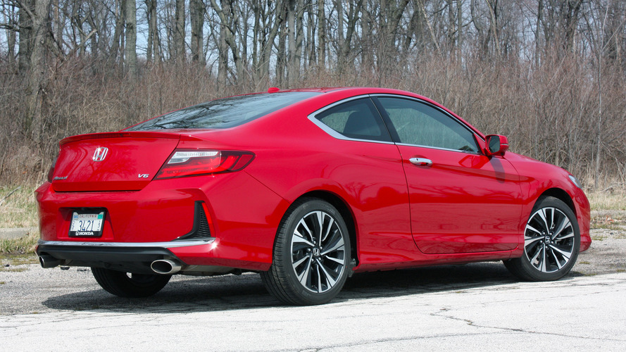 Review: 2016 Honda Accord Coupe