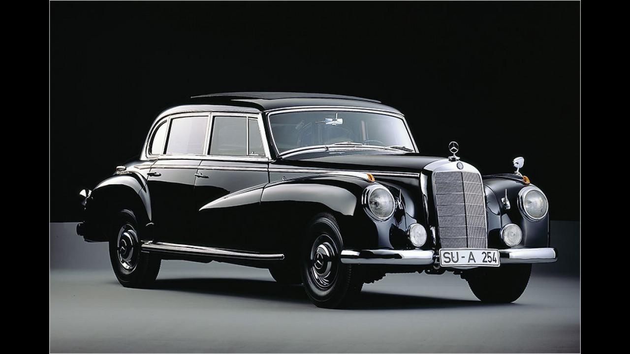 1951: Der Adenauer-Mercedes
