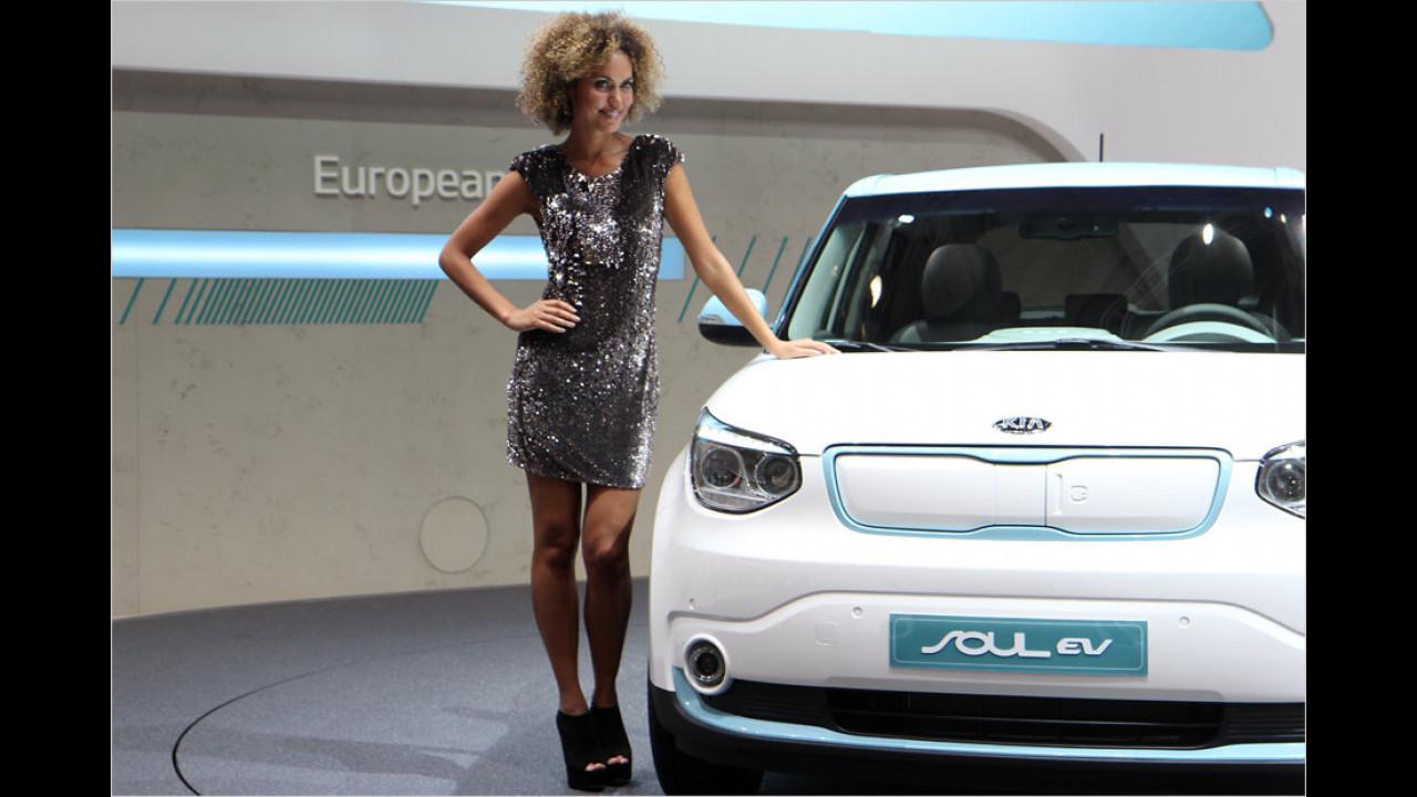 Das Problem von Elektroautos ist, dass die Ladesäule nicht immer gut isoliert ist ...