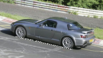 SPY PHOTOS: Honda NSX Mule On Track