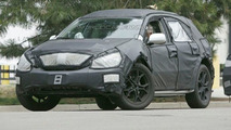 2009 Lexus RX Prototype Spy Photos
