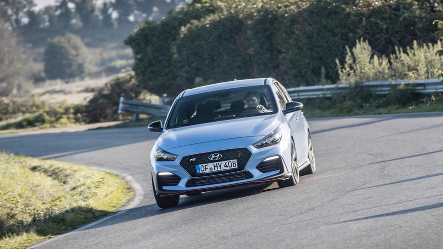 2018 Hyundai i30 N Performance First Drive: Korea's GTI Is Here