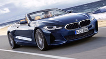 BMW 8-as sorozat Coupé / Cabrio Renderkép