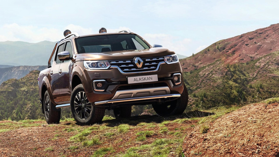 Renault Alaskan Pickup Goes On Sale In Europe This September