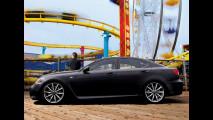 La nuova Lexus IS-F limited edition