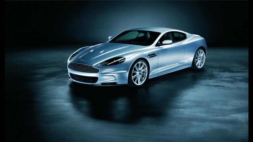 Svelata la nuova Aston Martin DBS