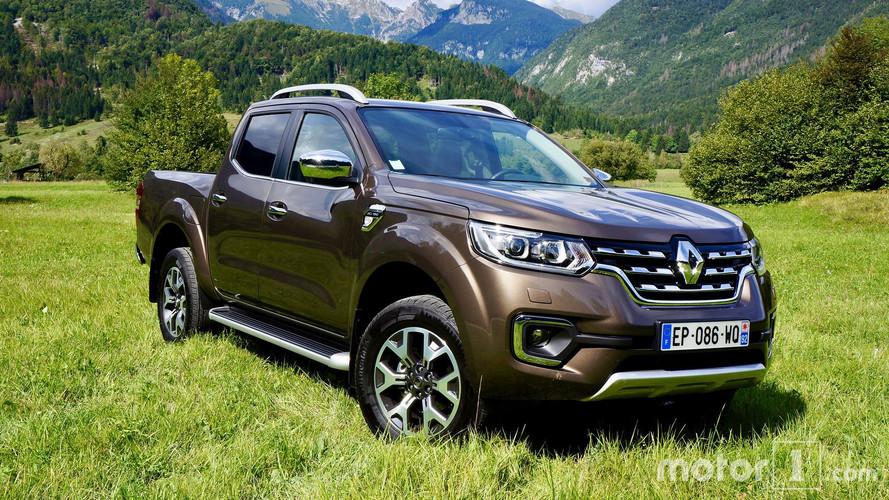 Primeiras impressões - Andamos na Alaskan, a picape média da Renault