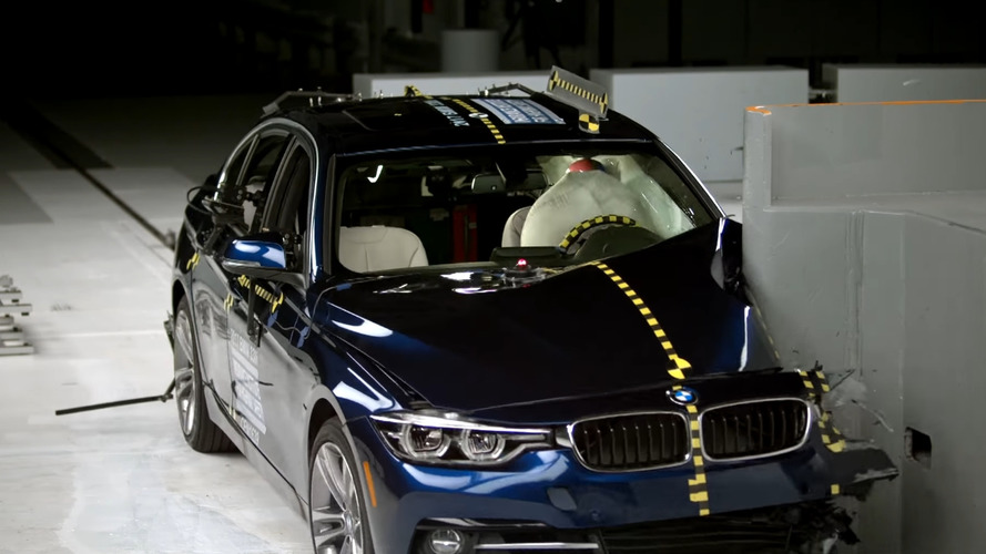 BMW Série 3 e Série 2 Coupé recebem prêmio máximo de segurança nos EUA
