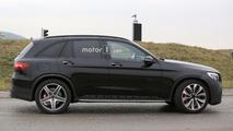 Mercedes-AMG GLC 63 spy photo