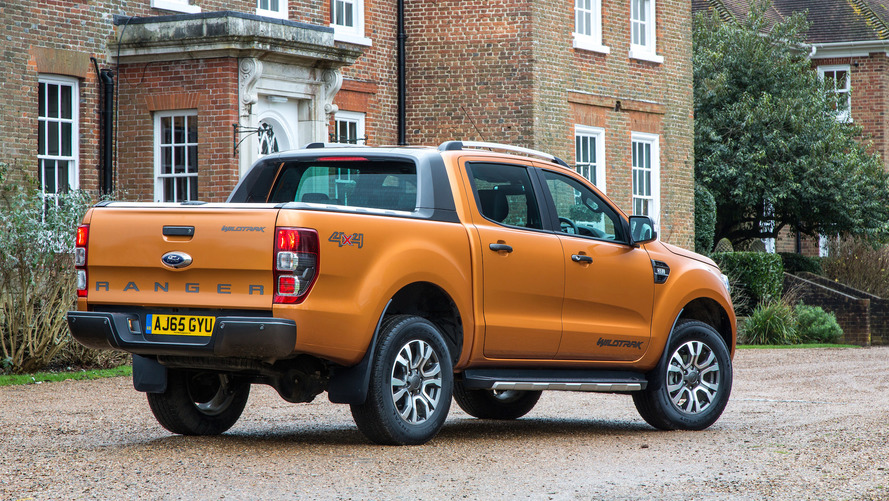 2015 Ford Ranger Wildtrak